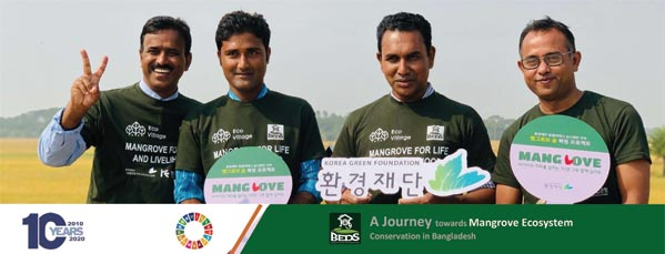 BEDS Journey towards Conservation and Development